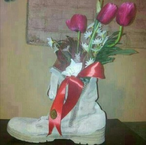 resistant-boot-flowers